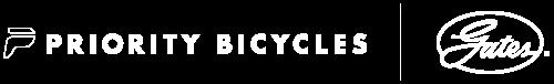 Priority Bicycles Gates white